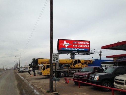 Car Dealerships In Midland Tx >> Lubbock 82nd West Face Digital - Choice Media